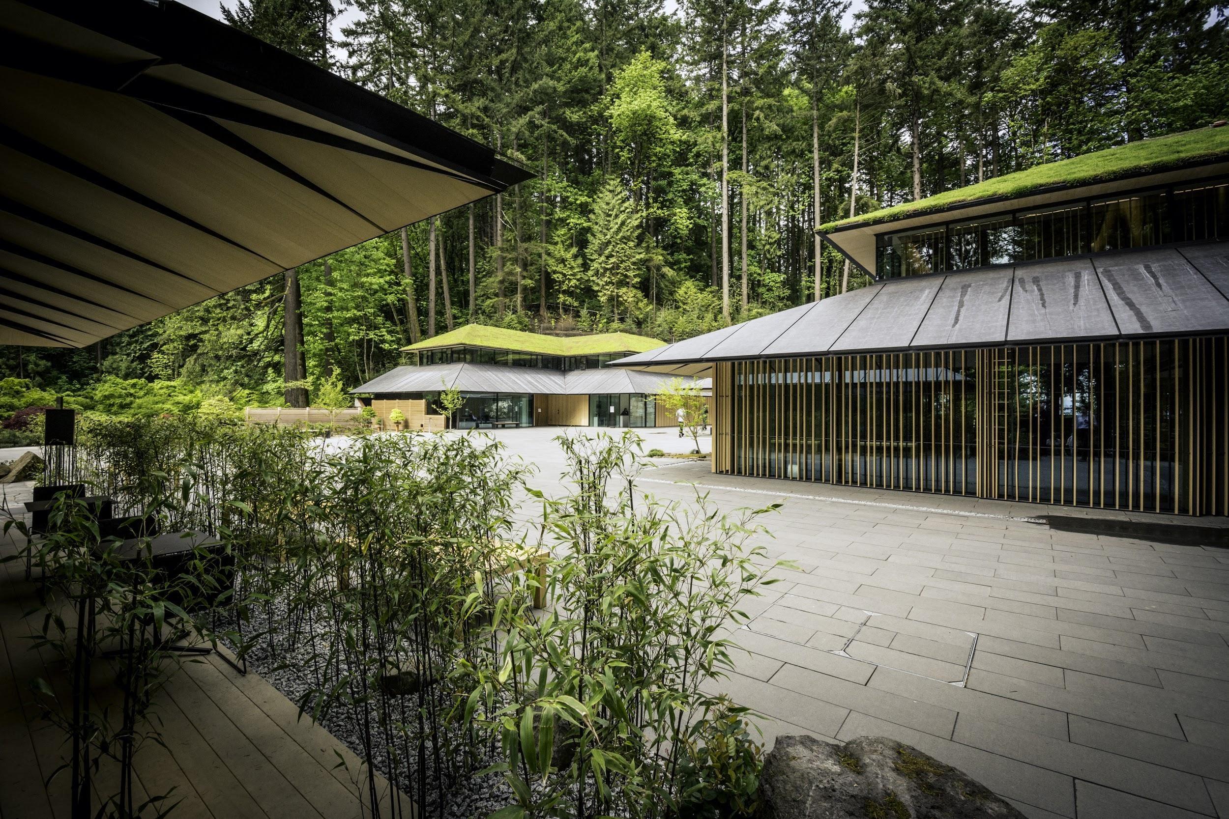 Pearlescent Metal Panels Strengthen Kengo Kuma's First U.S. Project