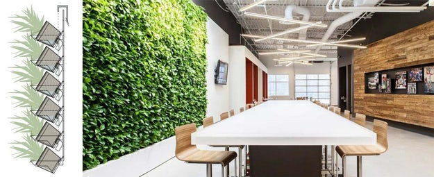 How To Specify Green Walls Architizer Journal