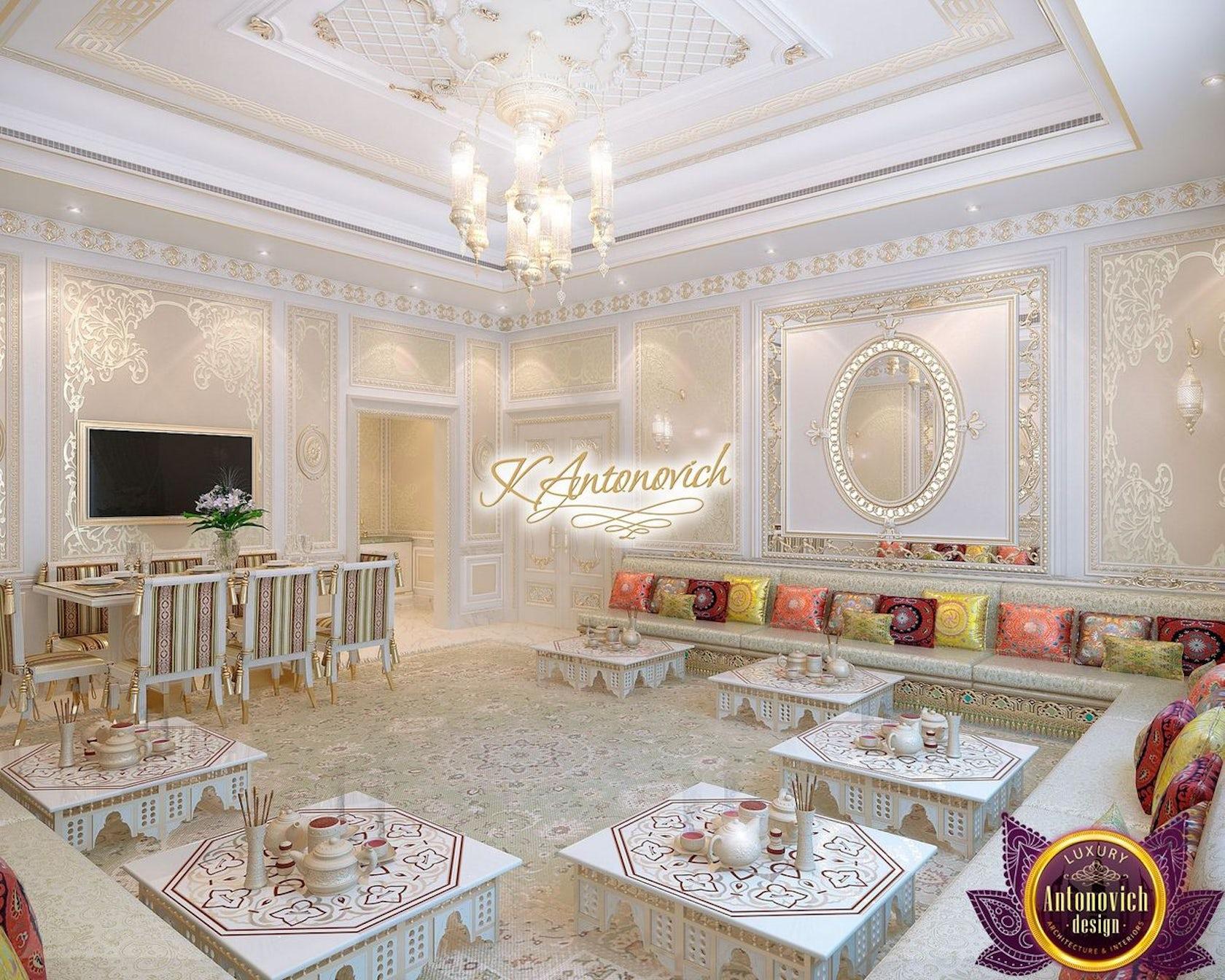 Interior Design Company In Dubai Luxury Antonovich Design On Architizer