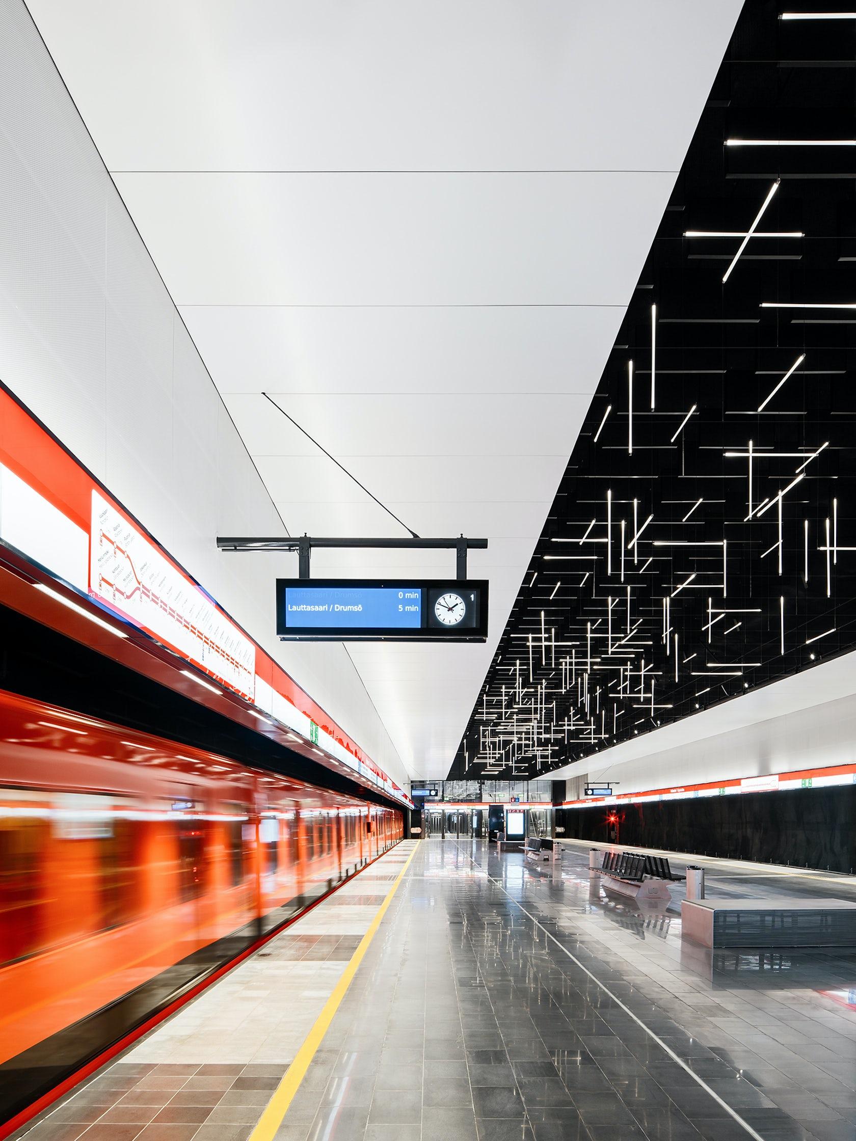 Keilaniemi Metro