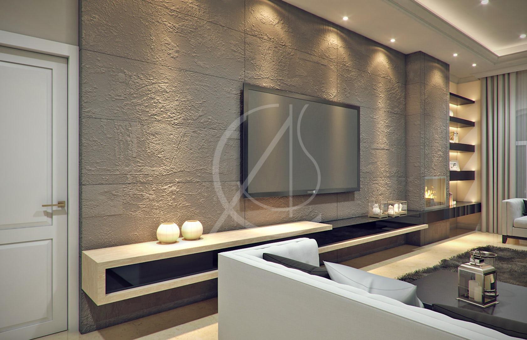 Modern Classic Villa Interior Design By Comelite Architecture Structure And Interior Design Architizer