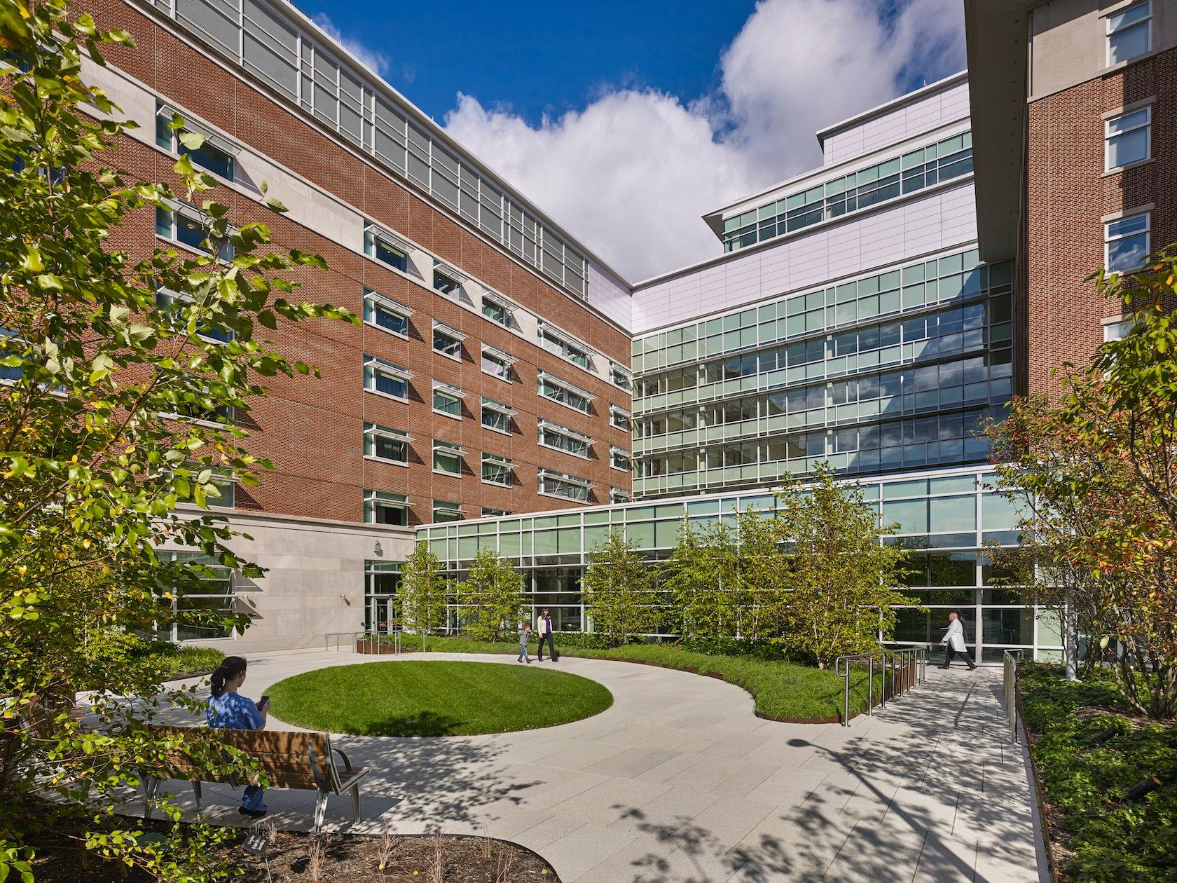 Tower Health System Reading Healthplex Architizer
