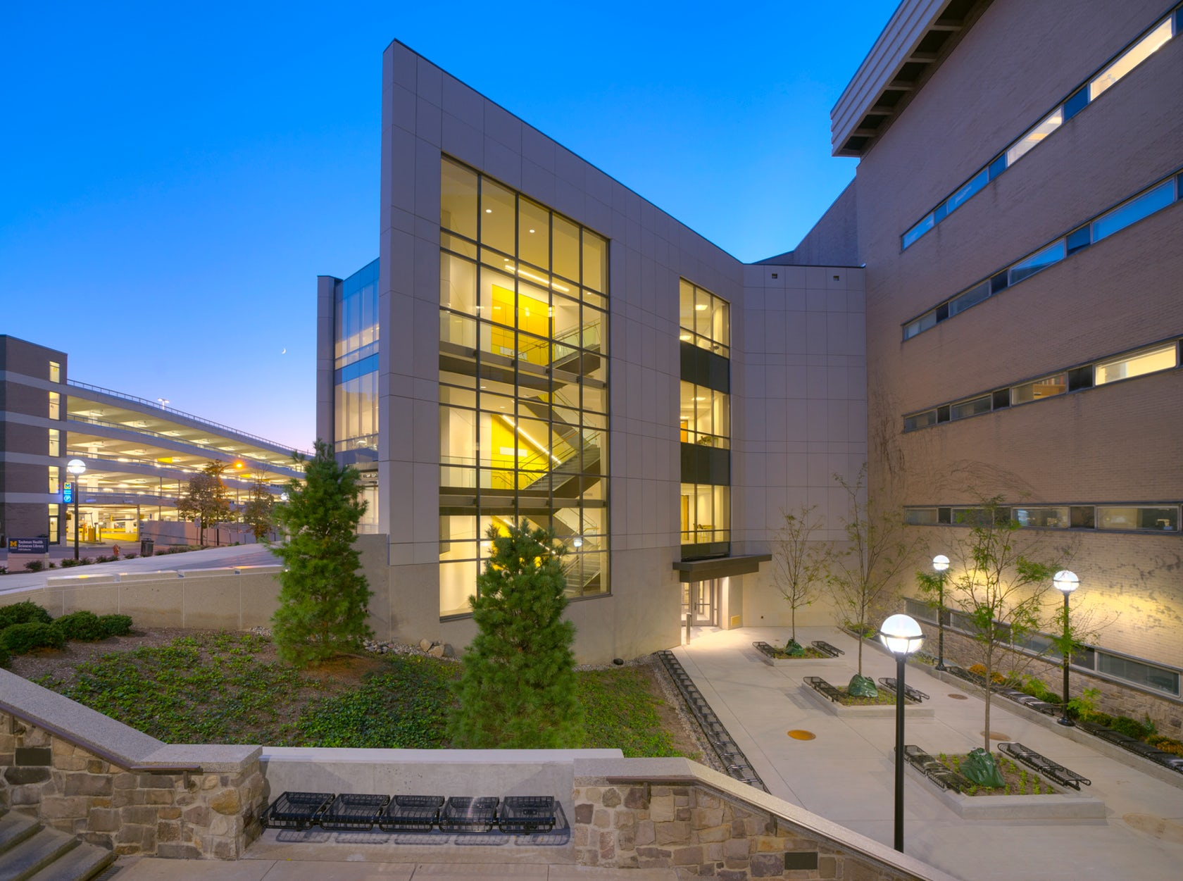 University of Michigan, A  Alfred Taubman Health Sciences