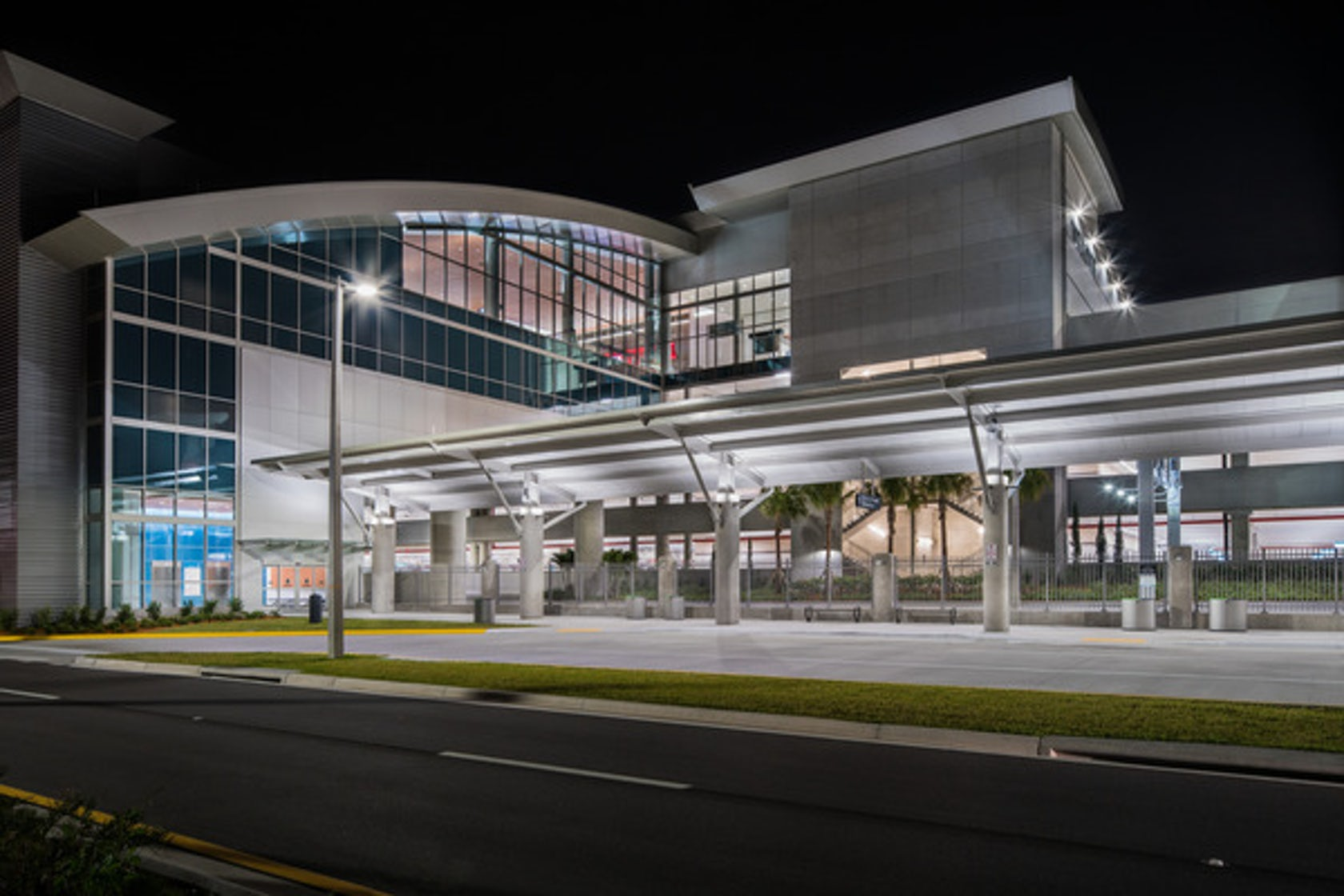 Tampa International Airport Consolidated Rental Car