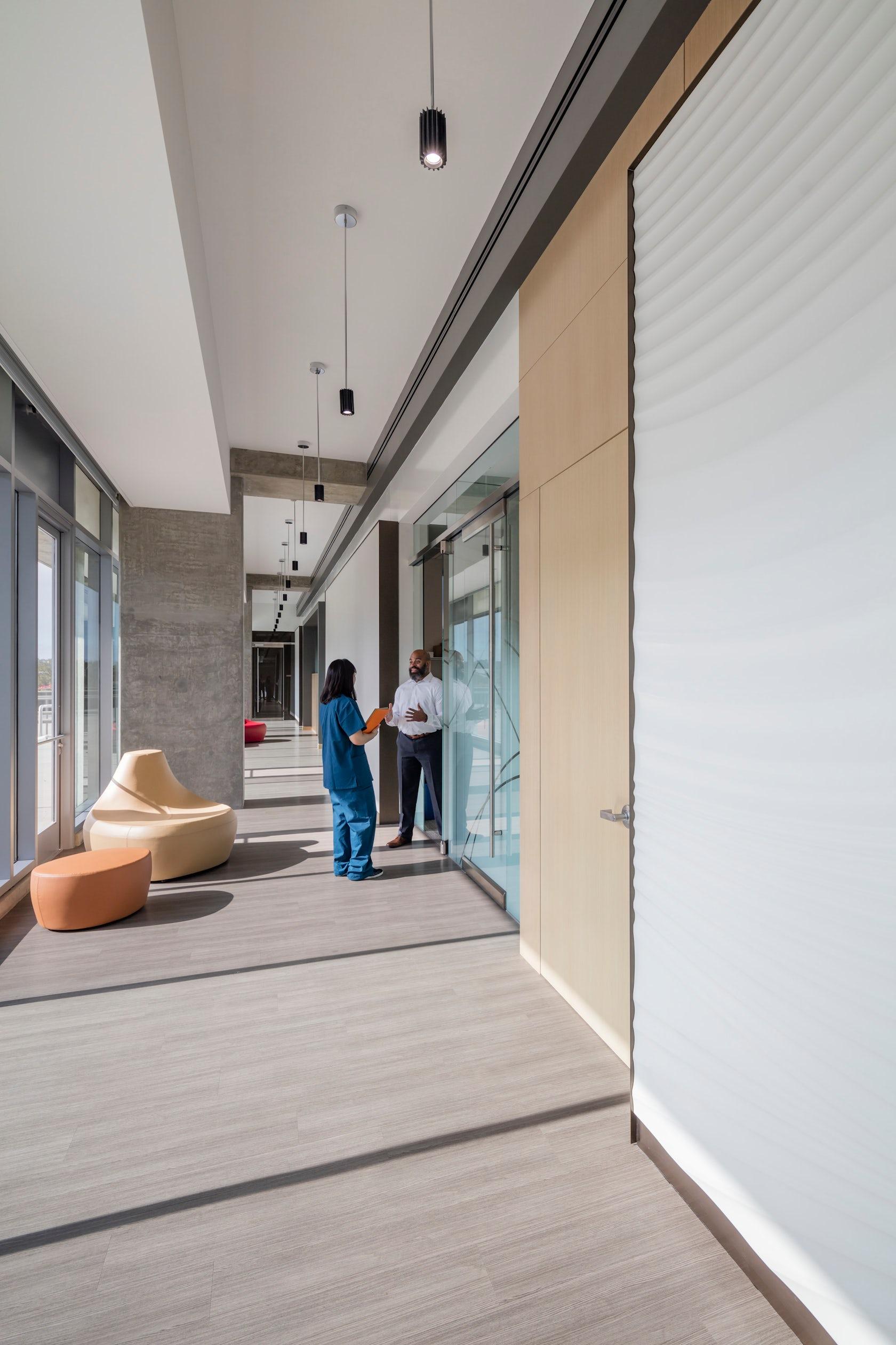 Cedars-Sinai, Playa Vista Physician Office & Urgent Care on