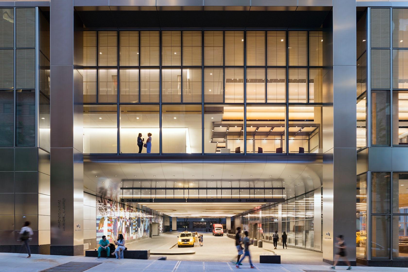 David H  Koch Center, NewYork-Presbyterian Hospital on