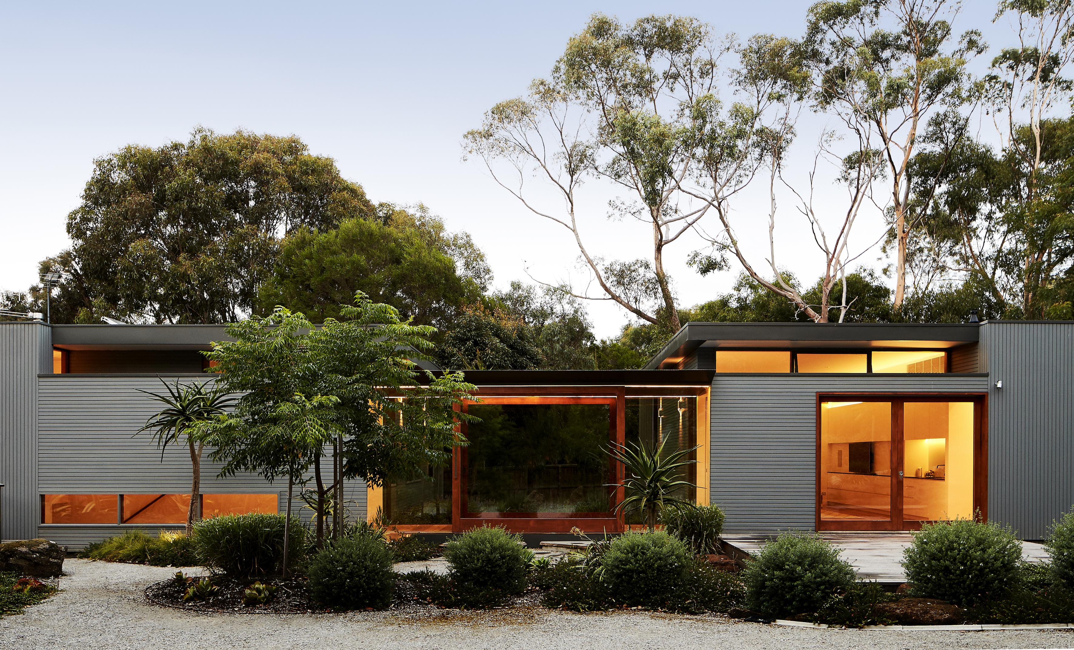 corrugated iron house designs australia