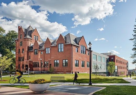 University of Massachusetts Amherst South College