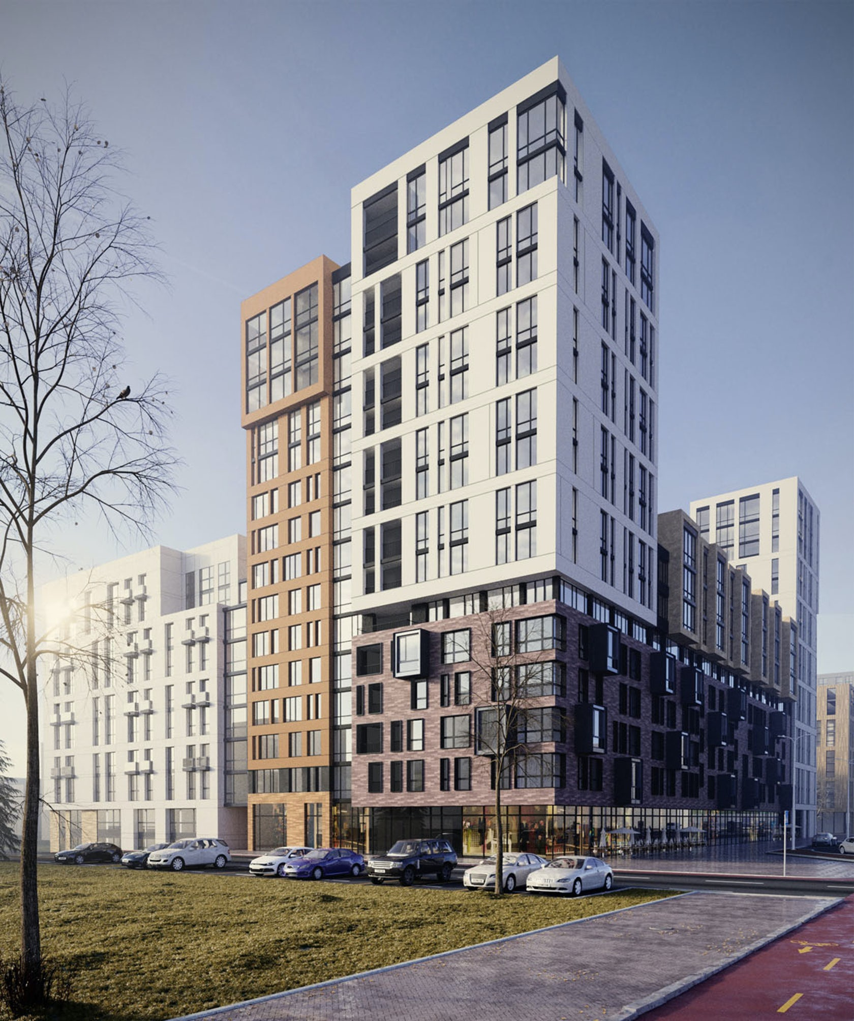 Townview Apartments: Architizer