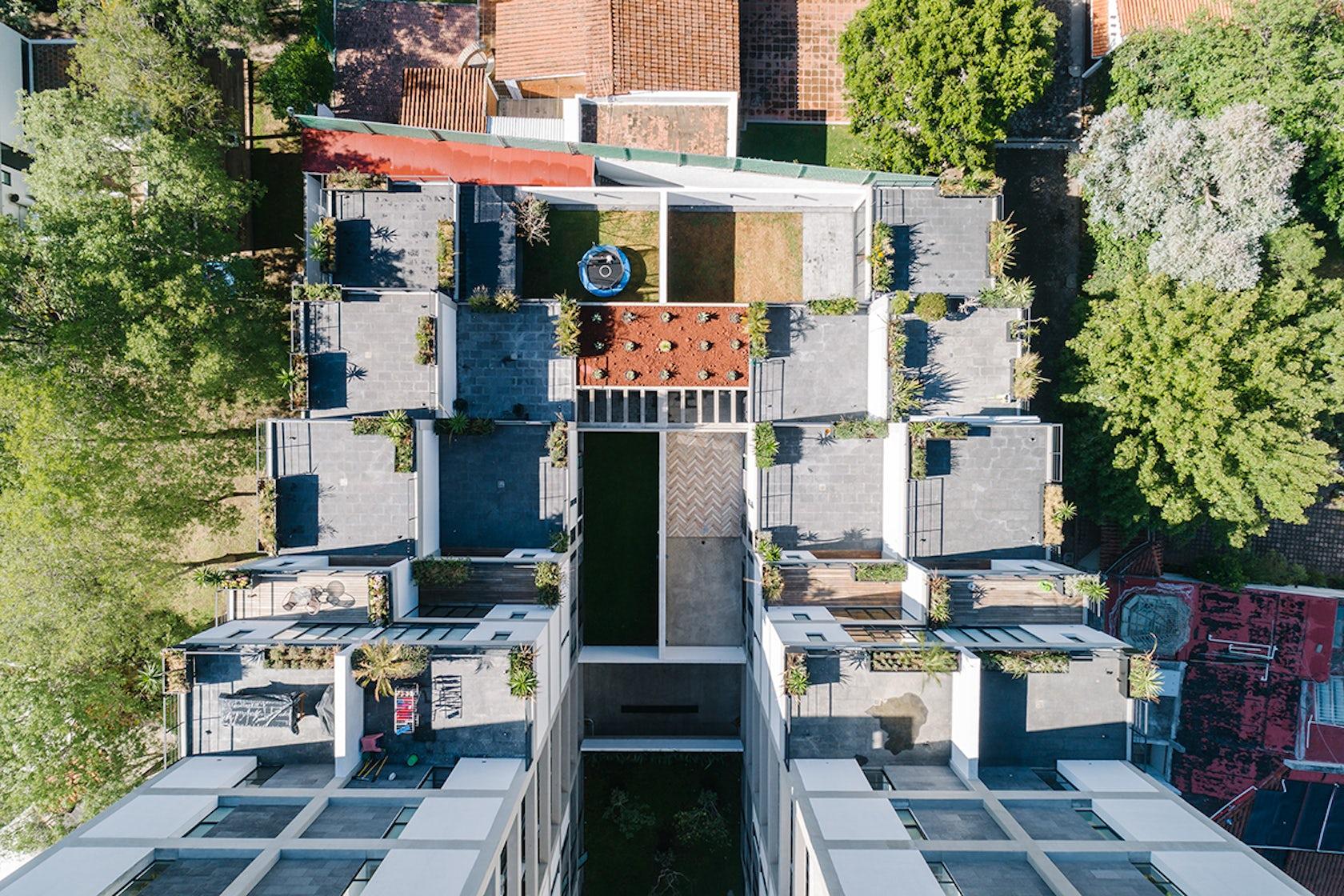 Terrazas Tadeo On Architizer