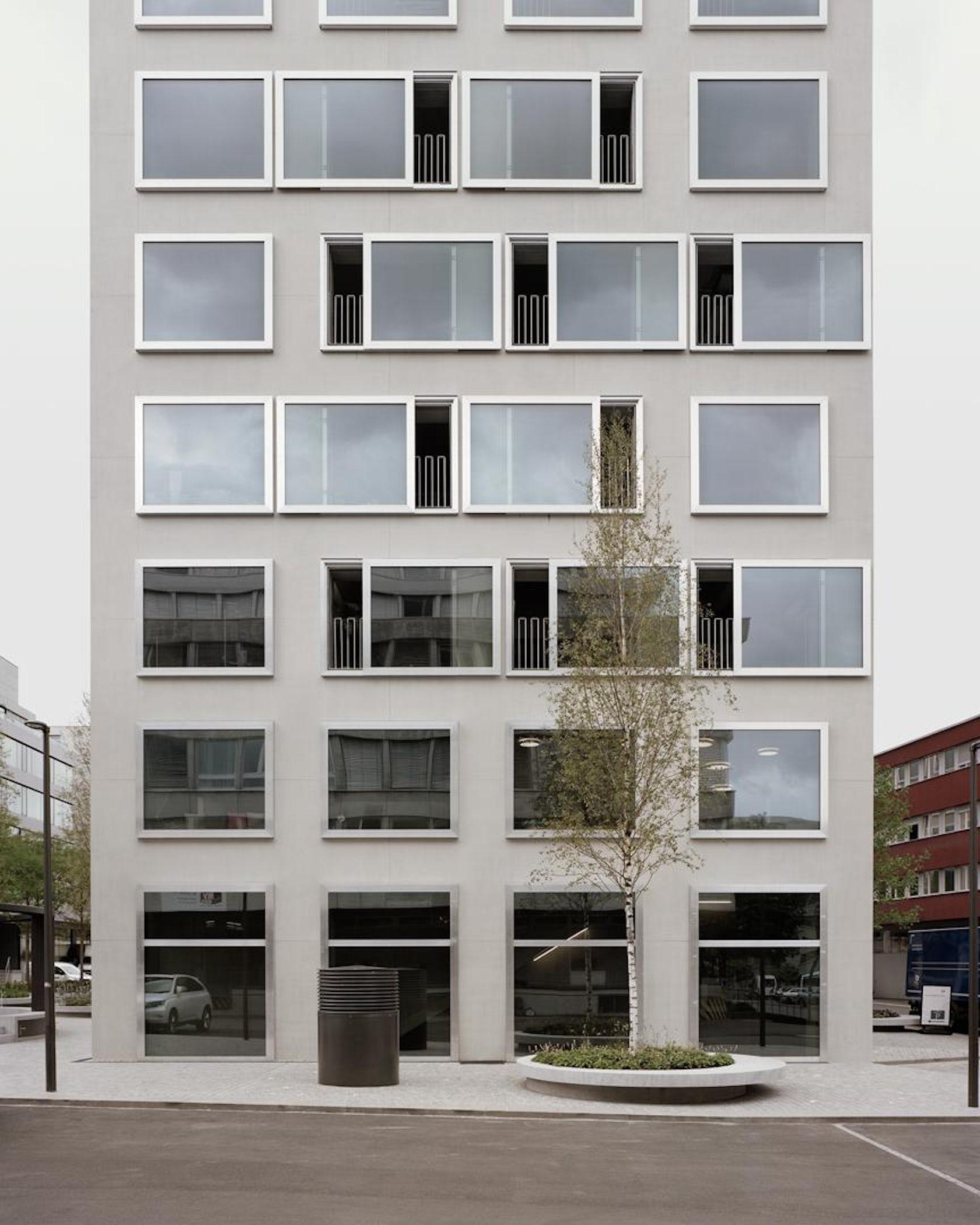 E2A Piet Eckert Und Wim Eckert Architekten