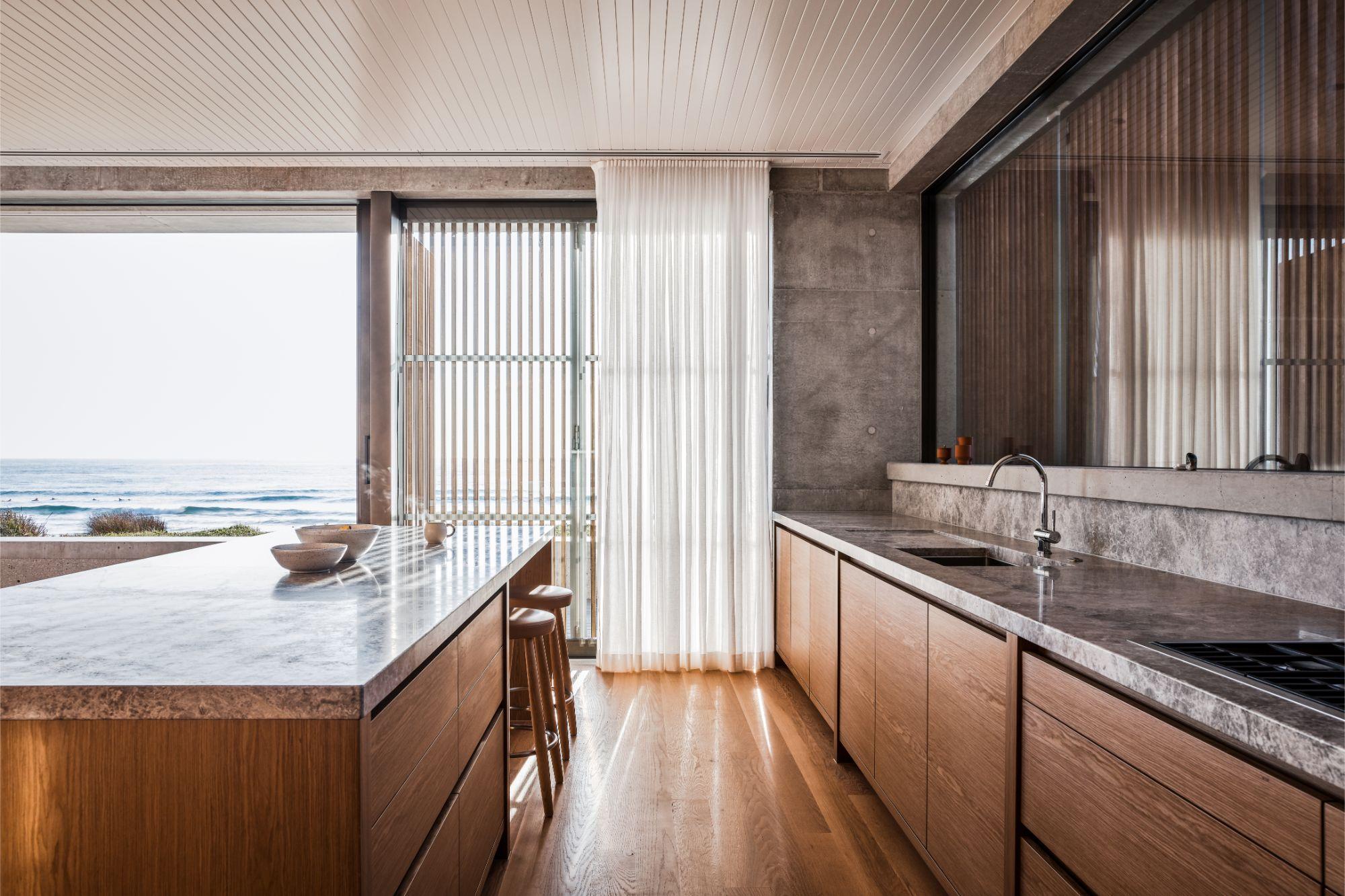 5 Bold Minimalist Beachside Homes In Australia Architizer Journal