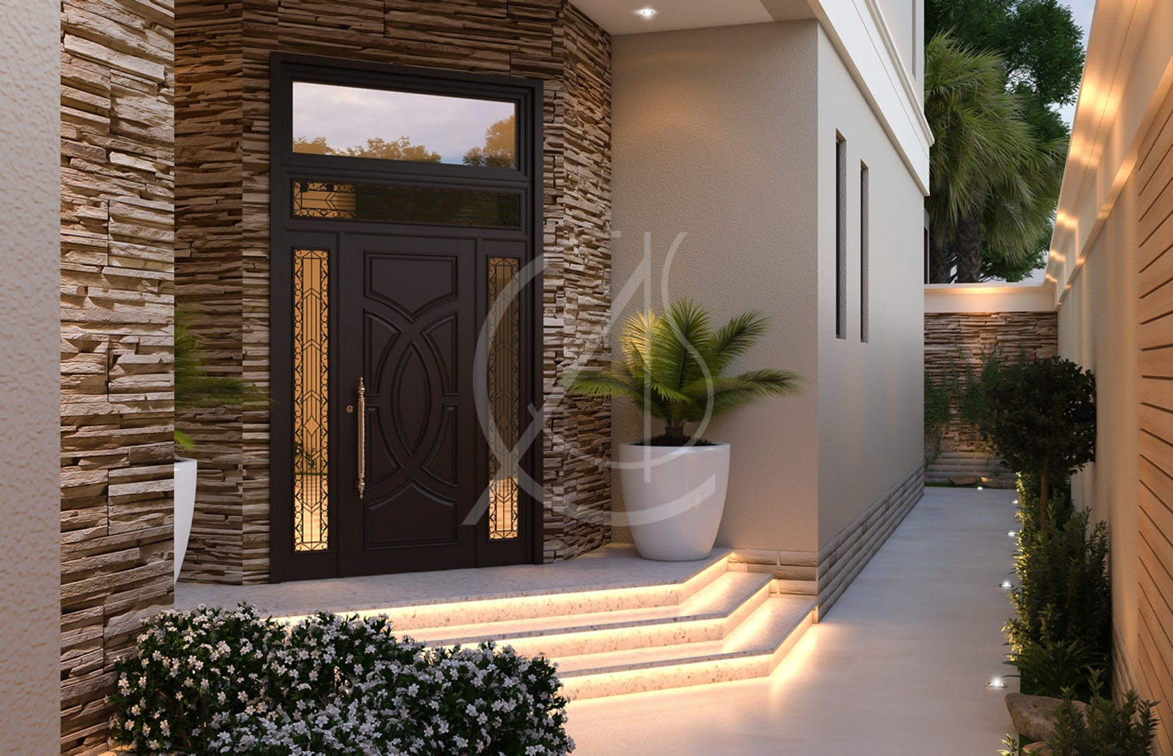 Modern Clic House Design On Architizer