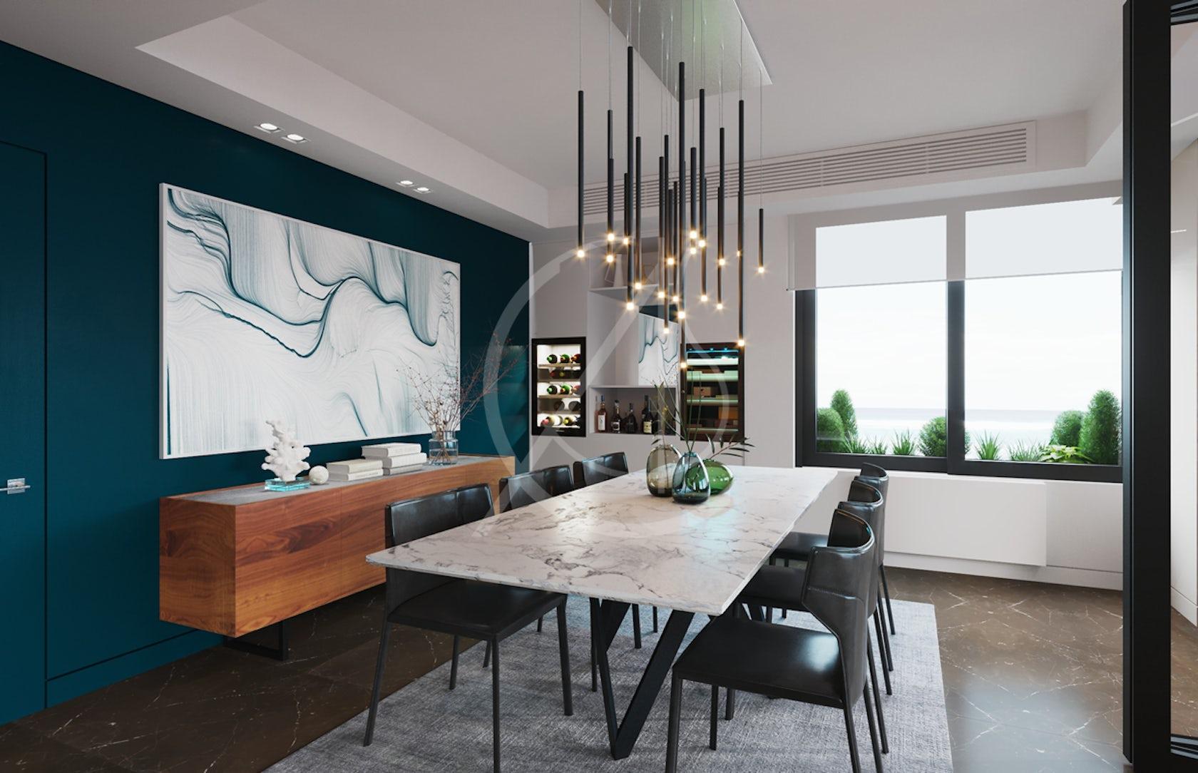 Modern Contemporary Interior Design modern contemporary apartment interior design on architizer