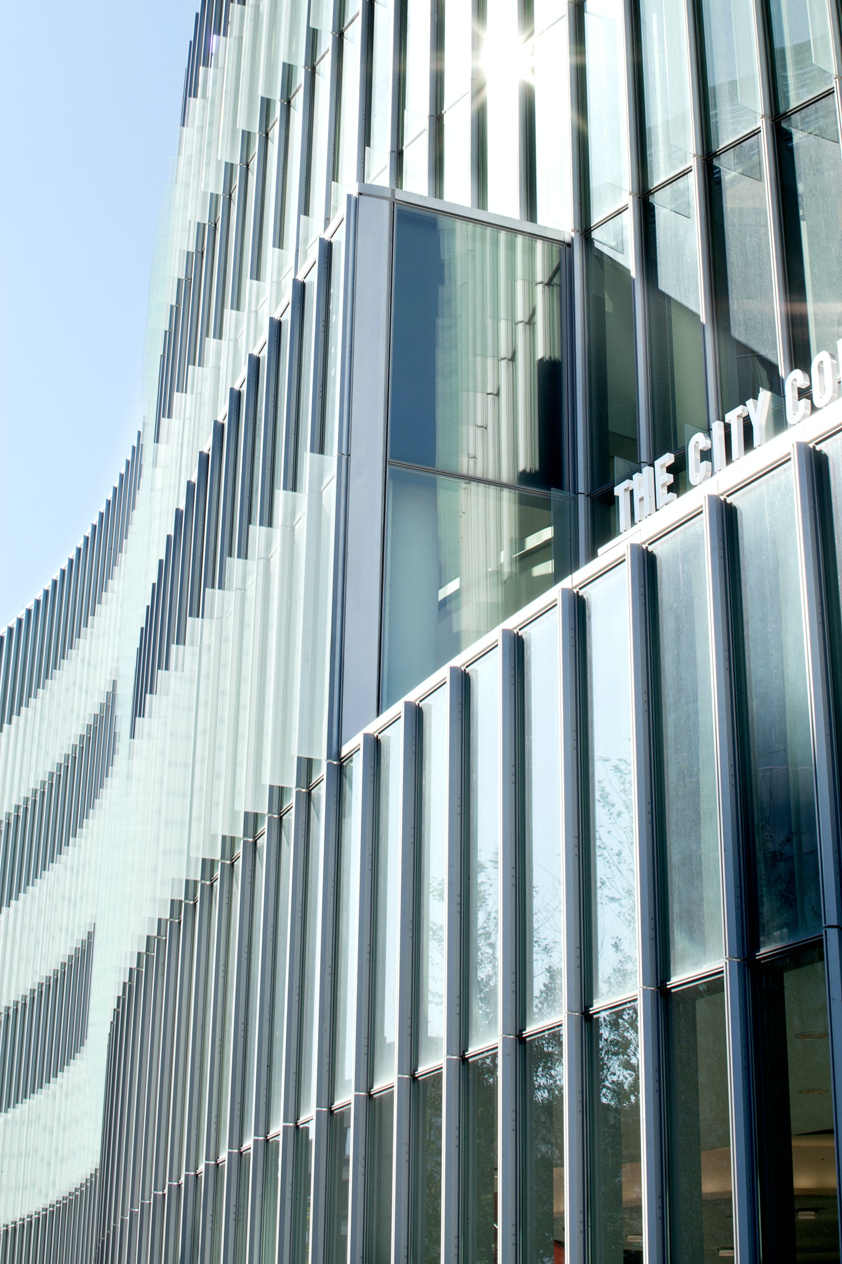 The CUNY Advanced Science and Research Center & The City