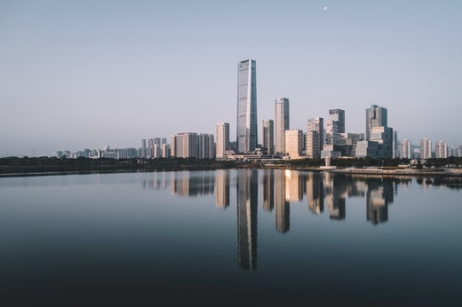 One Shenzhen Bay