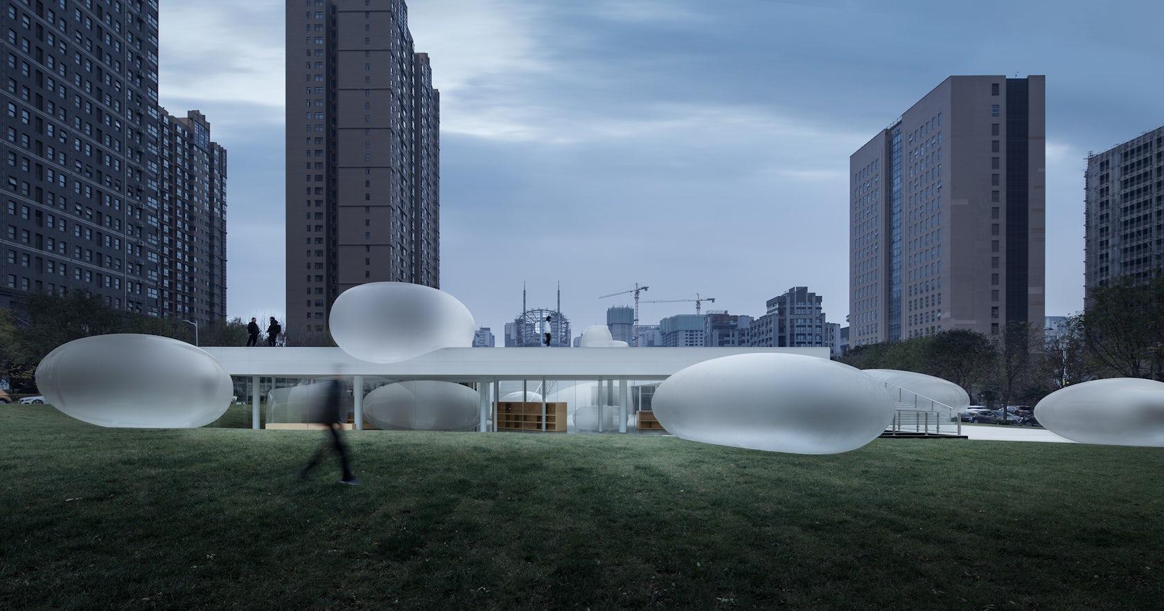 [Cheng Dong. A Coherent City] No. 12 public building
