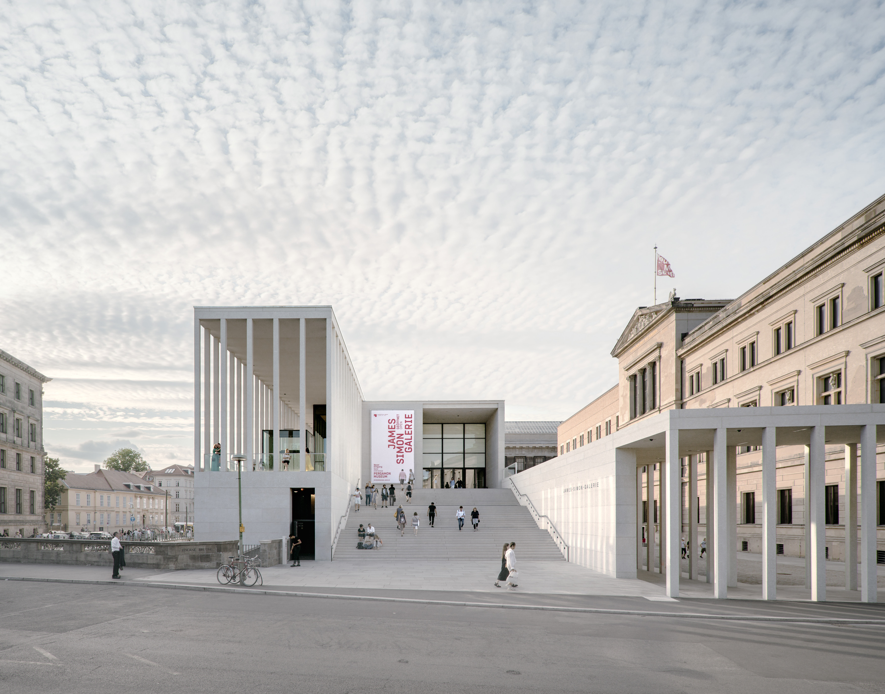Idea 2923207 James Simon Gallery By David Chipperfield Architects In Berlin Germany
