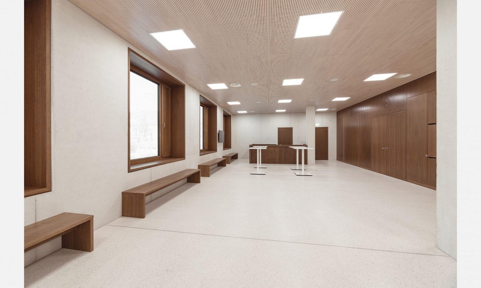 Kulturhaus Neutraubling - Architizer