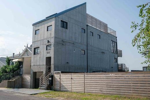 Concrete House Far Rockaway