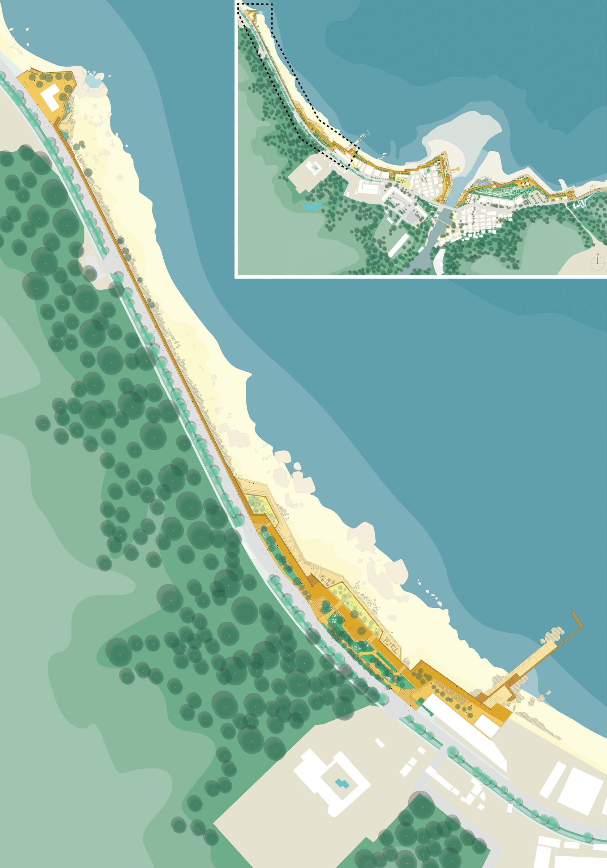 © KCAP Architects&Planners, Felixx Landscape Architects & Planners