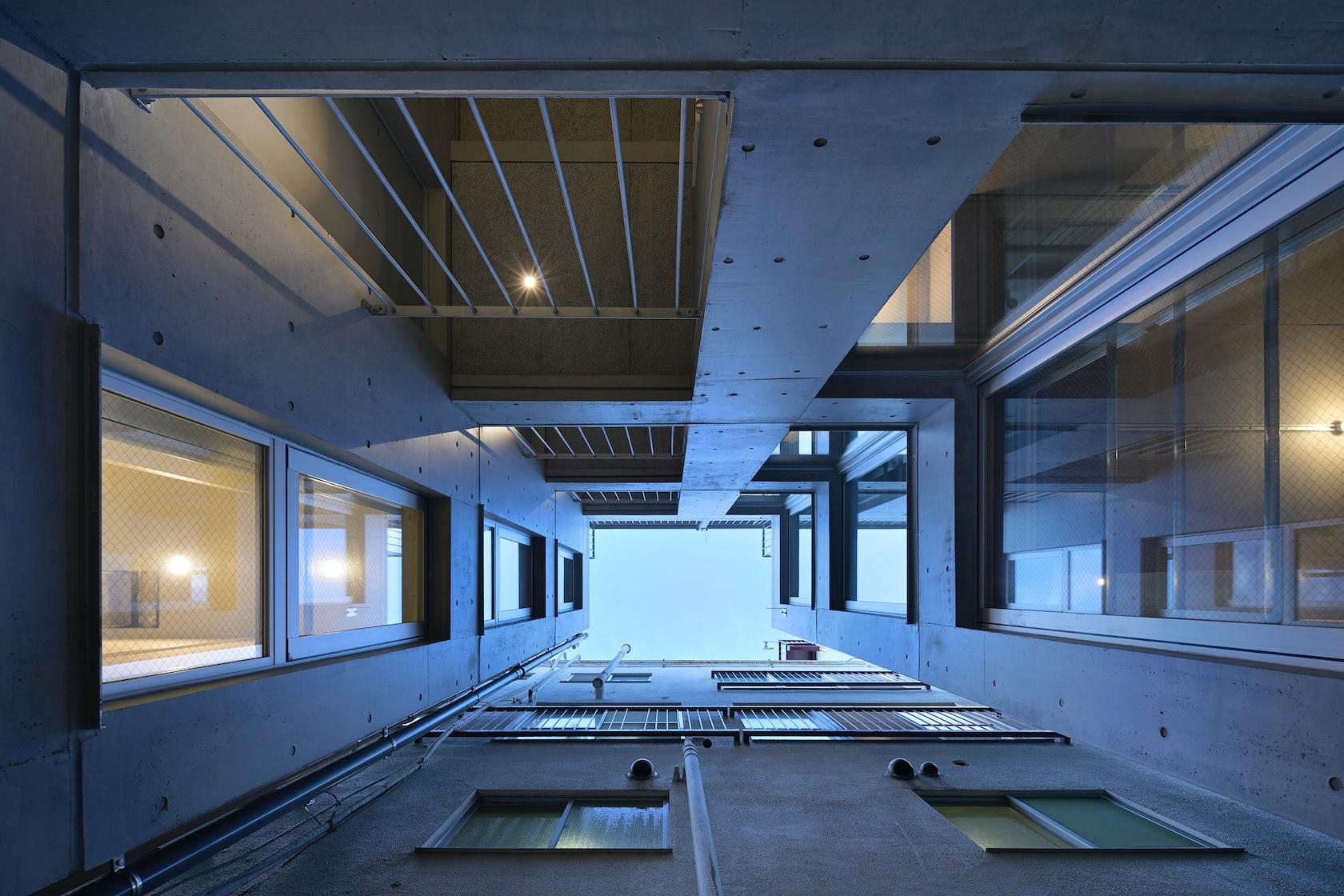 © Akira Koyama + KEY OPERATION INC. / ARCHITECTS
