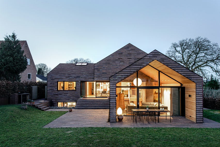 Villa E // C.F. Møller Architects - Architizer Journal