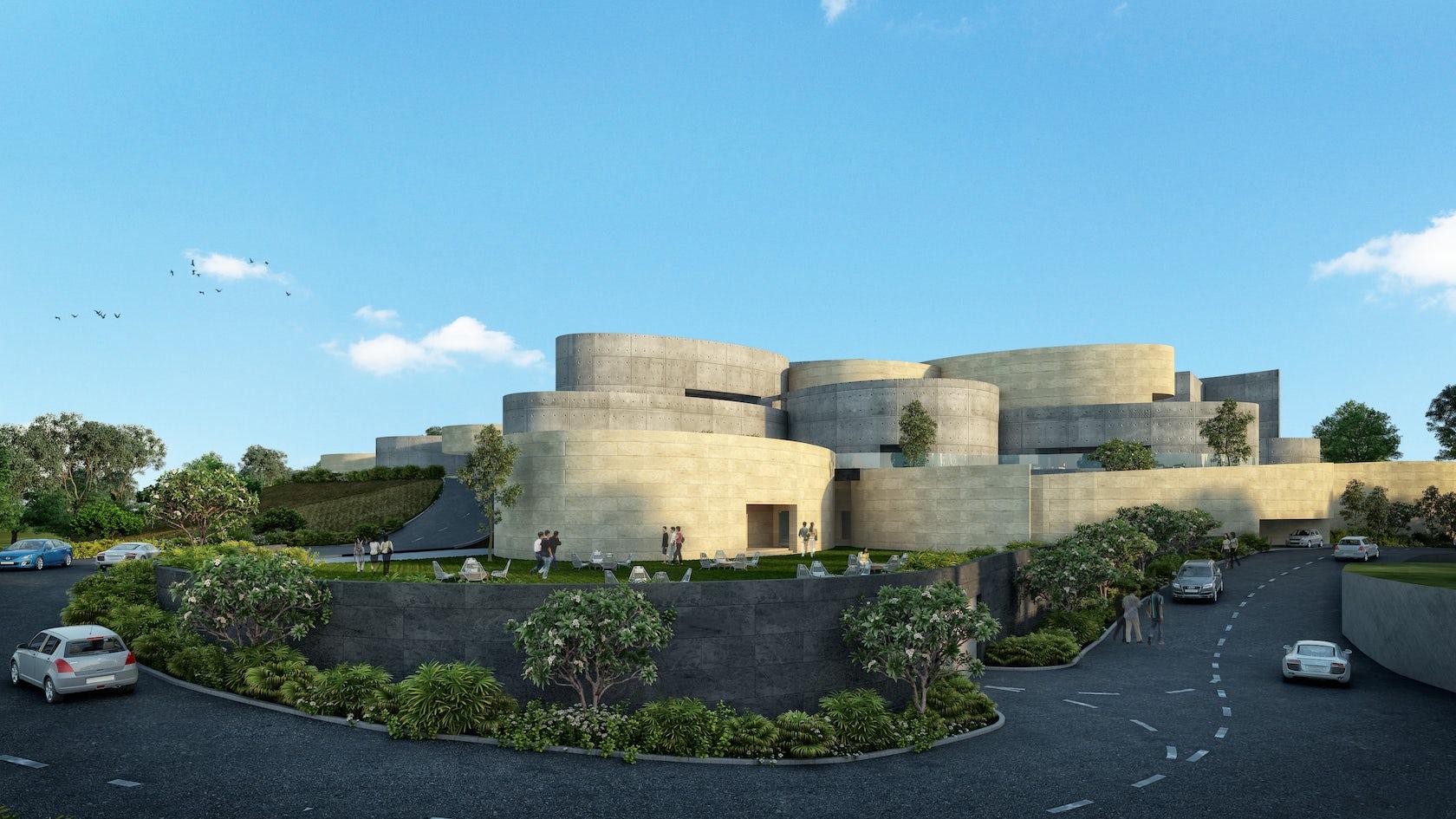 © Sanjay Puri Architects