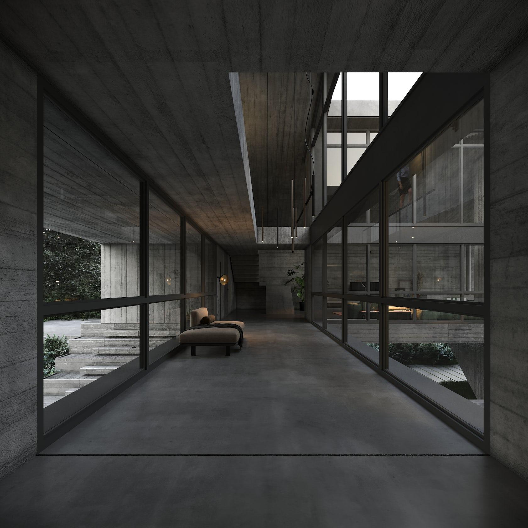 © Kamran Heirati Architects