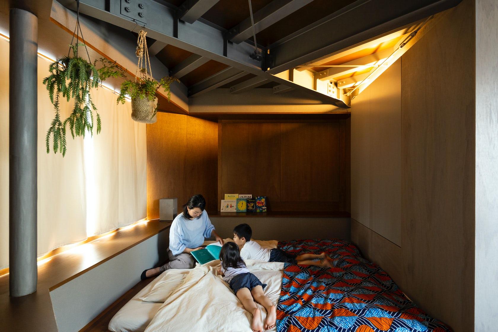 © Takaaki Fuji + Yuko Fuji Architecture