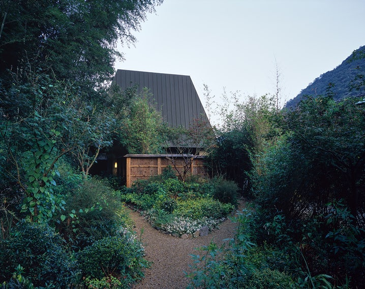 Yitingting Cottage // genarchitects - Architizer Journal