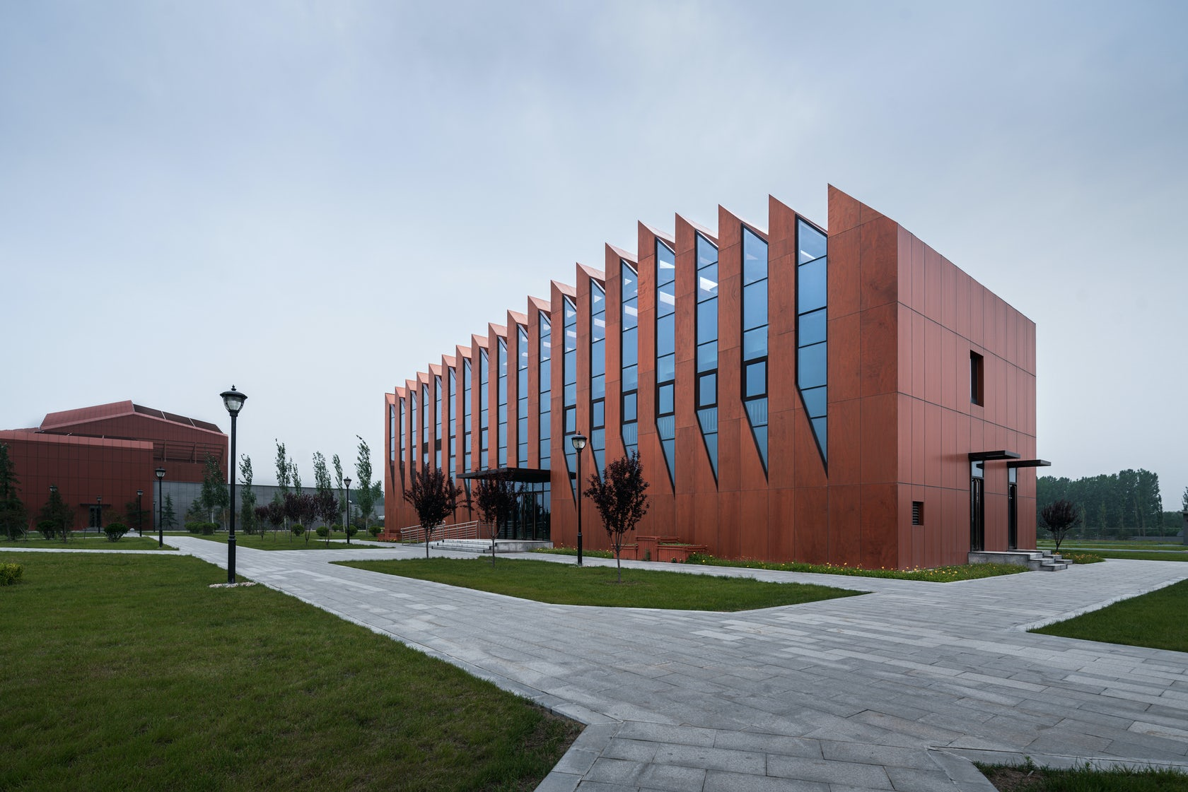 © China Architecture Design & Research Group (CADG)