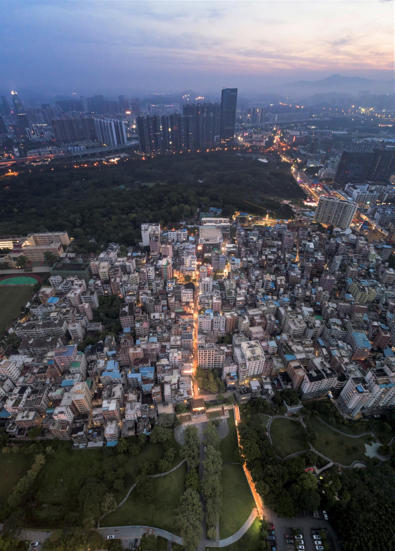 © Wancheng Urban Design Research (Shenzhen) Co., Ltd.&Value Design and Consultant (Shenzhen) Co.,Ltd.