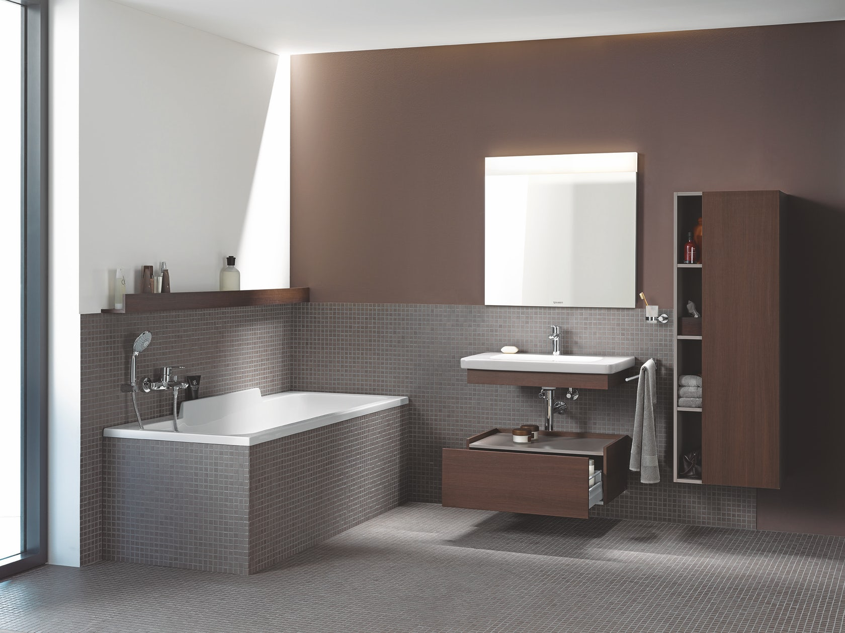 M And S Bathroom Accessories Duravit On Architizer