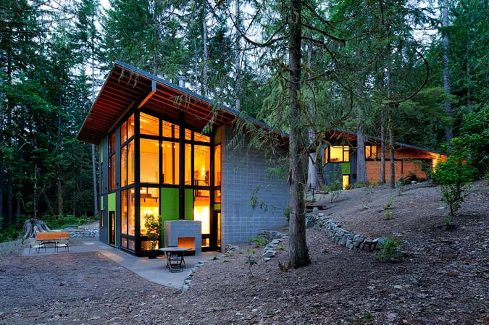 Maple Hill Auto >> North Bend House - Architizer