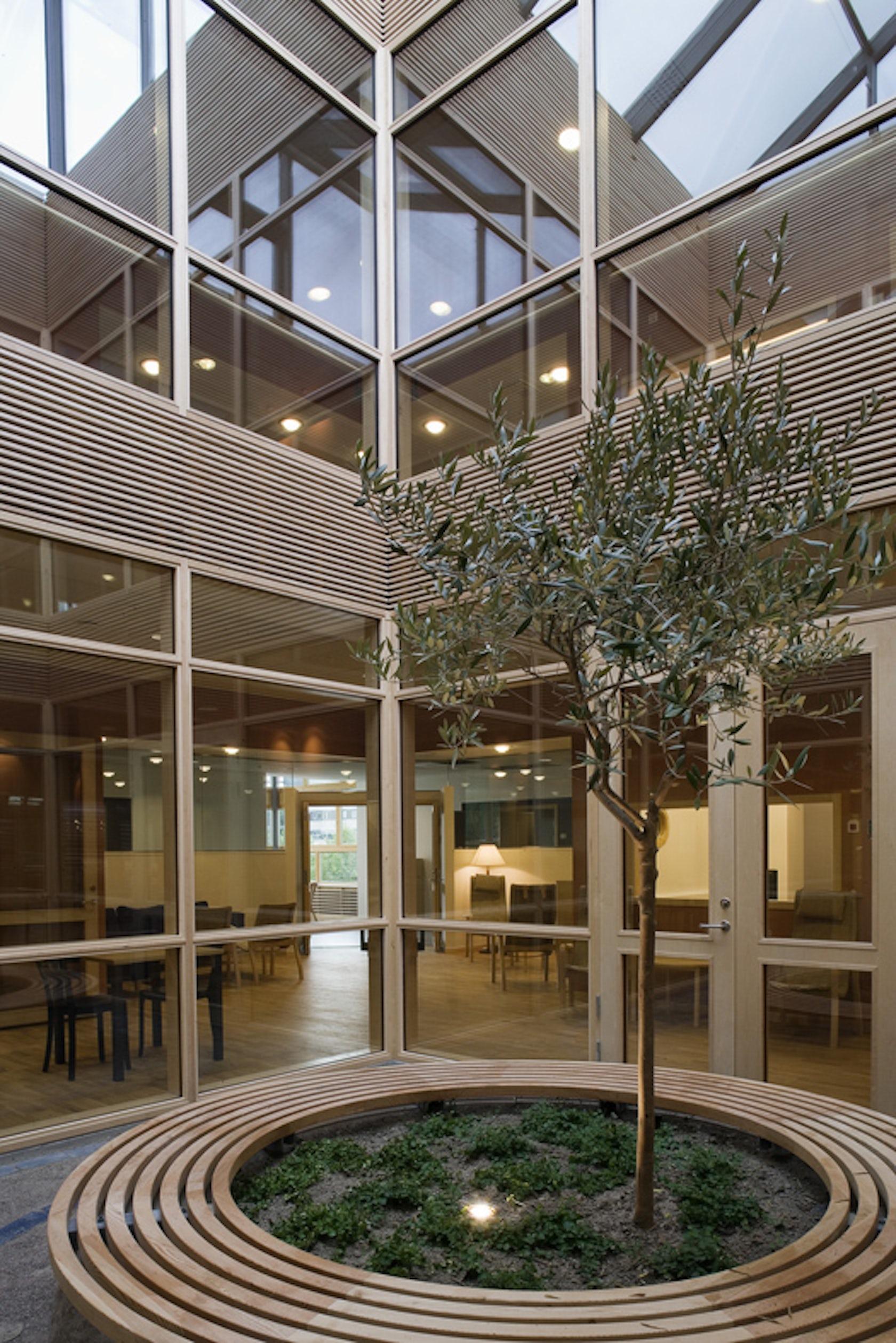 Östra Psychiatry Hospital on Architizer