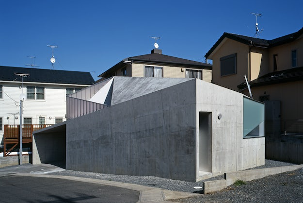 Full Exposure 7 Beautiful Brutal Japanese Homes Architizer Journal