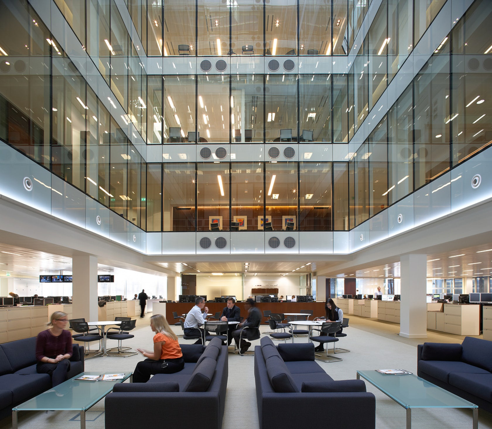 BlackRock London Headquarters - Architizer
