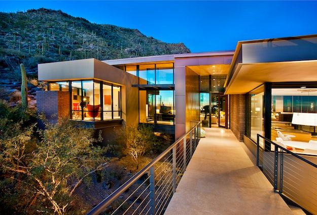 12 Desert Buildings Raising Arizona S Architectural Profile Architizer Journal