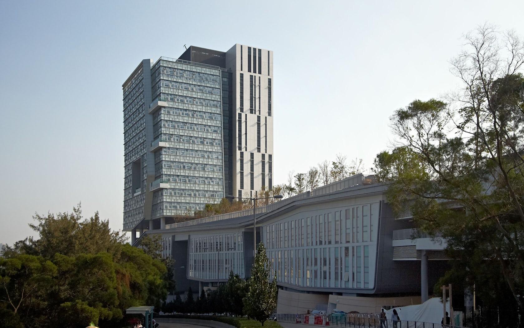 Academic 3 City University Of Hong Kong Architizer