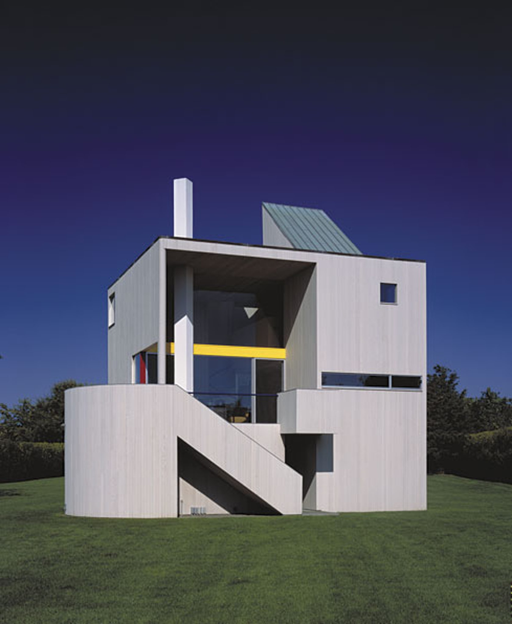 Gwathmey Residence And Studio Architizer