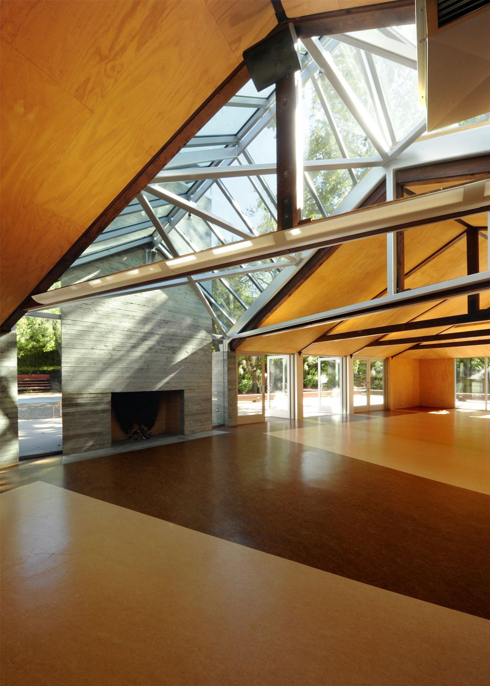 Camp Shalom Dining_Hall - Architizer