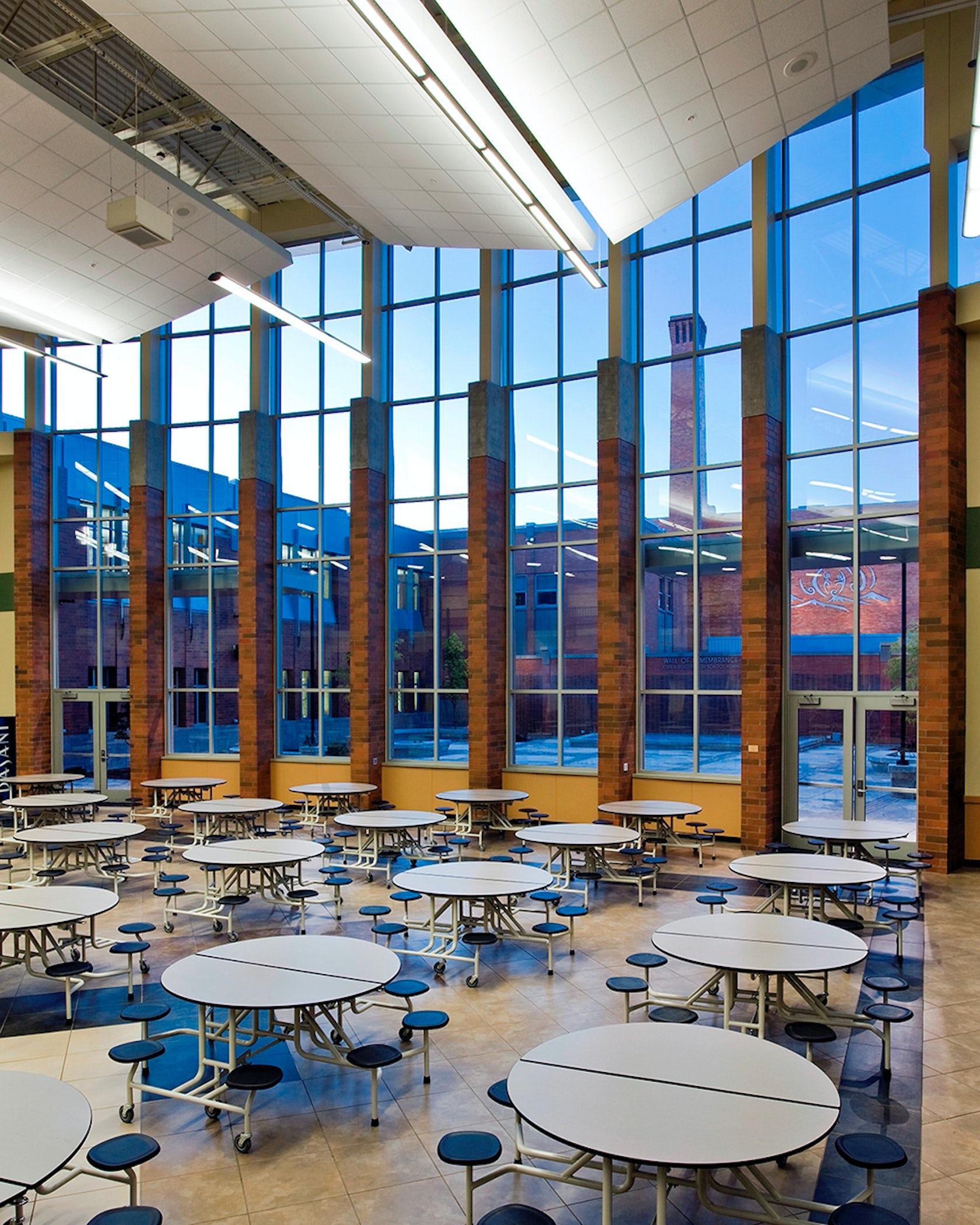 Stem School West Seattle: Rogers High School Renovation & Addition