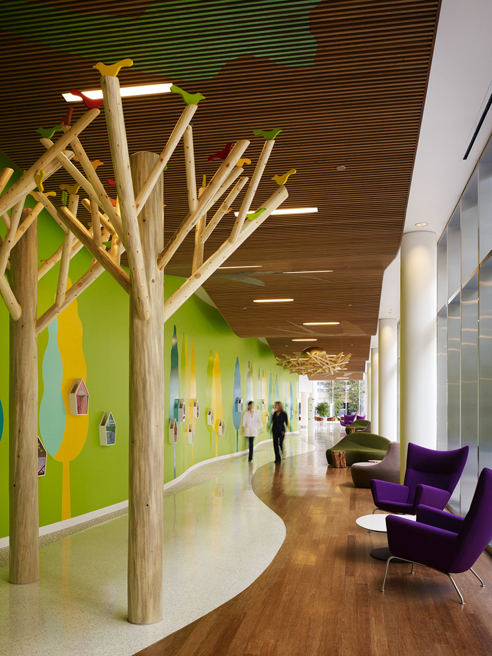 Hospital Room Interior Design: Randall Children's Hospital At Legacy Emanuel