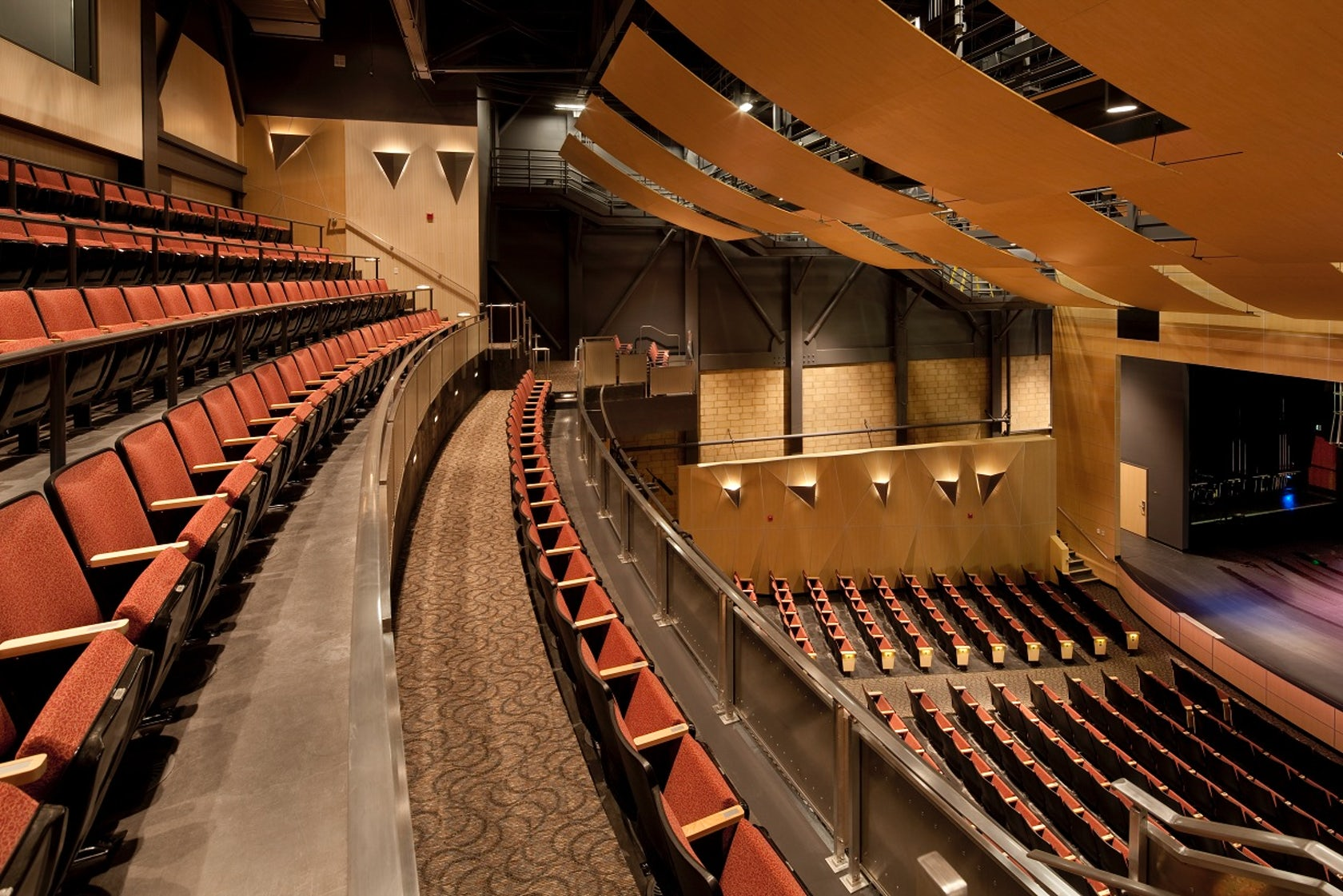 Tri City Auto >> James Logan High School Center for the Performing Arts - Architizer