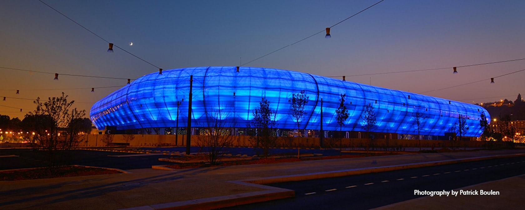 Stade Oc 233 Ane Architizer