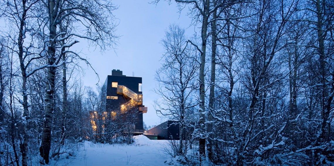 Architecture up North: The Modern Arctic Project