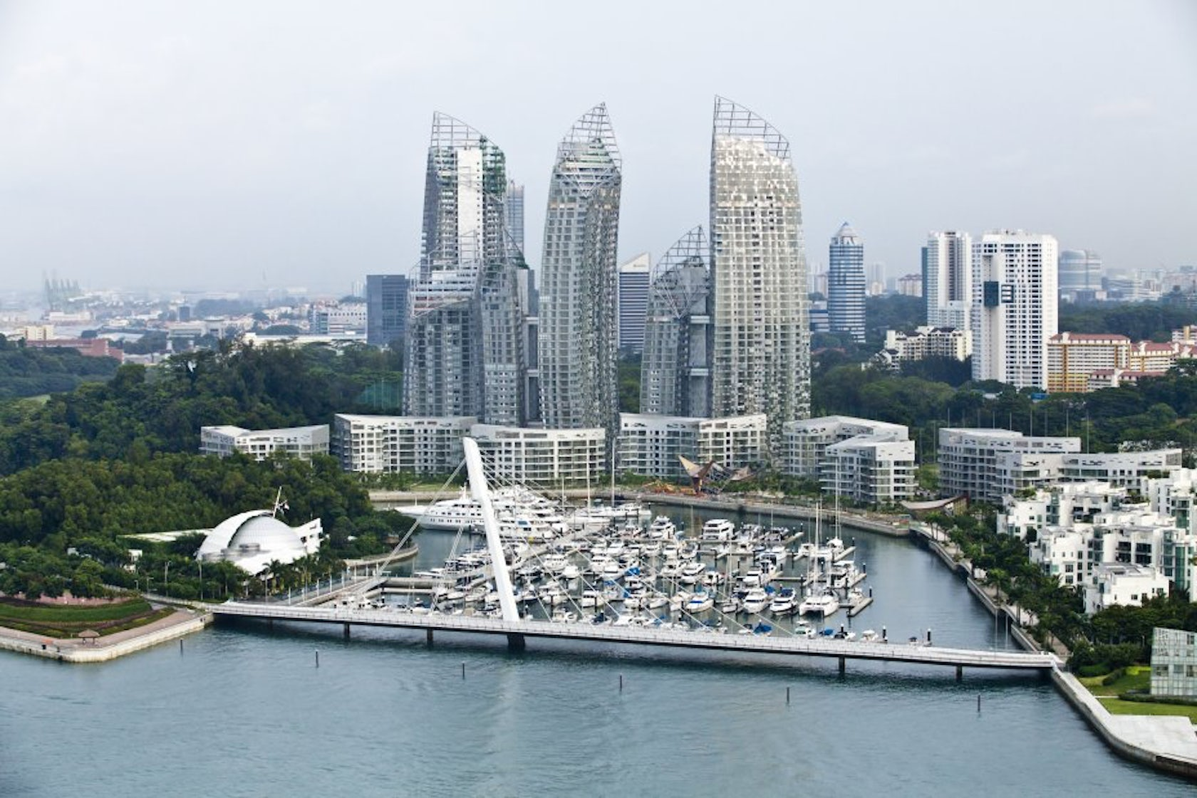 National City Auto Center >> Reflections at Keppel Bay - Architizer