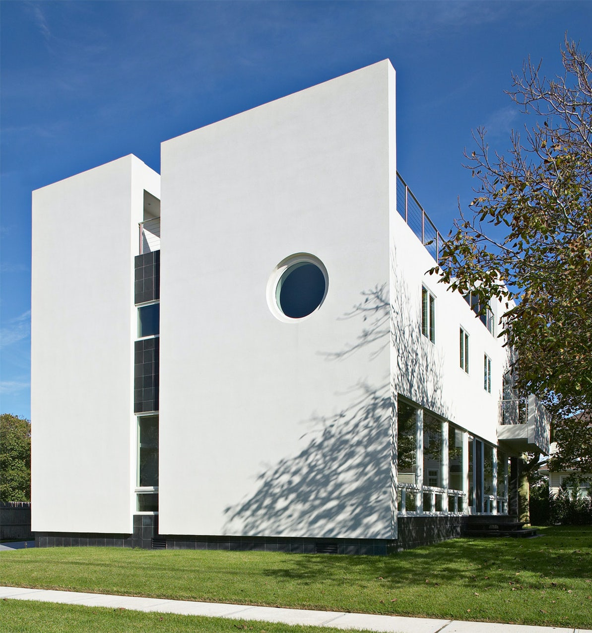 Yale University Art Gallery Floor Plan Kowalewski Residence Architizer