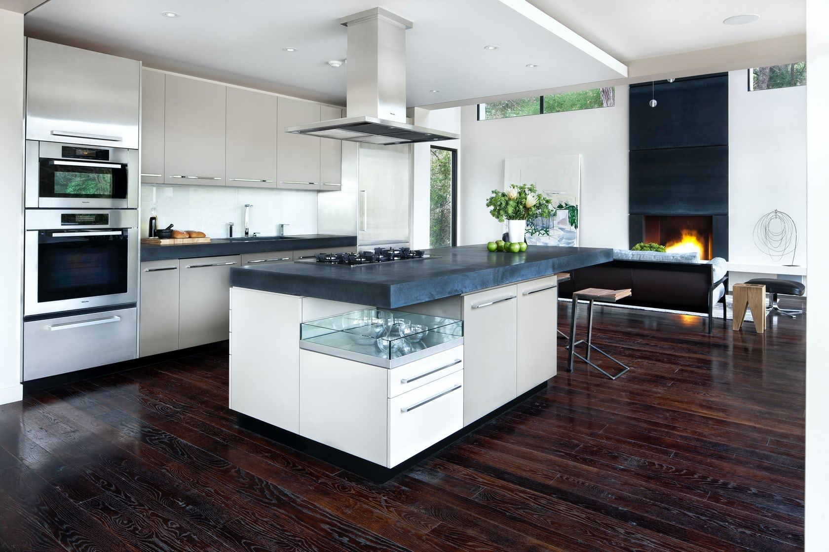 Miele Kitchen By Tamie Glass Amp Uli Danel Architizer